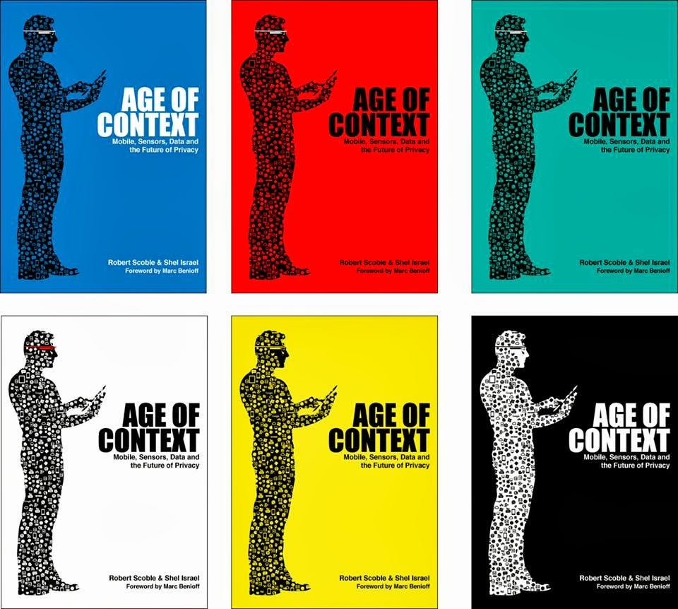 Age of Context front cover