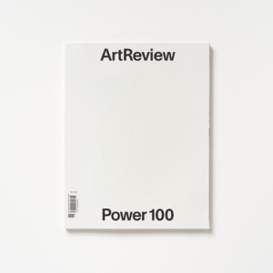 art review power 100