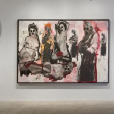 MODES OF EXHIBITING AFRICAN ART:AFRICAN PERSPECTIVES AT THE ARMORY SHOW