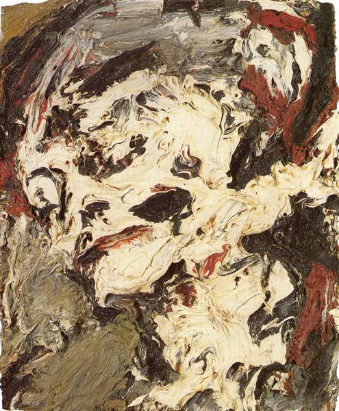 Frank Auerbach Sothebys David Bowie