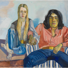 "New York – Alice Neel: ""Uptown"" on view at David Zwirner Gallery"