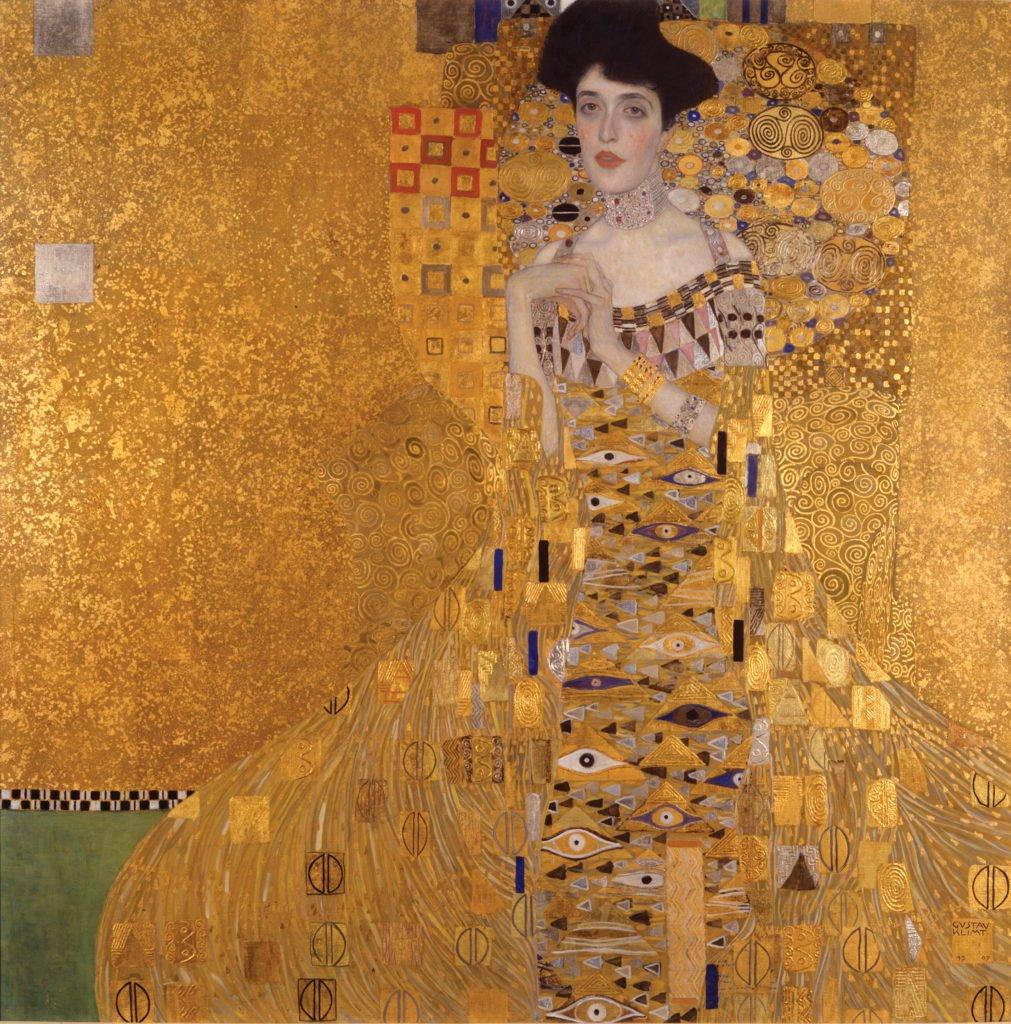 adele bloch-bauer Gustav Klimt