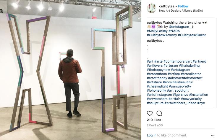 Nina Blumberg Armory Show