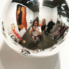 Interview: Nina Blumberg, the Non-Stop Art Instagrammer