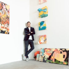 Méïr Srebriansky: Nietzsche, Abstraction, and a Hint of Mickey Mouse