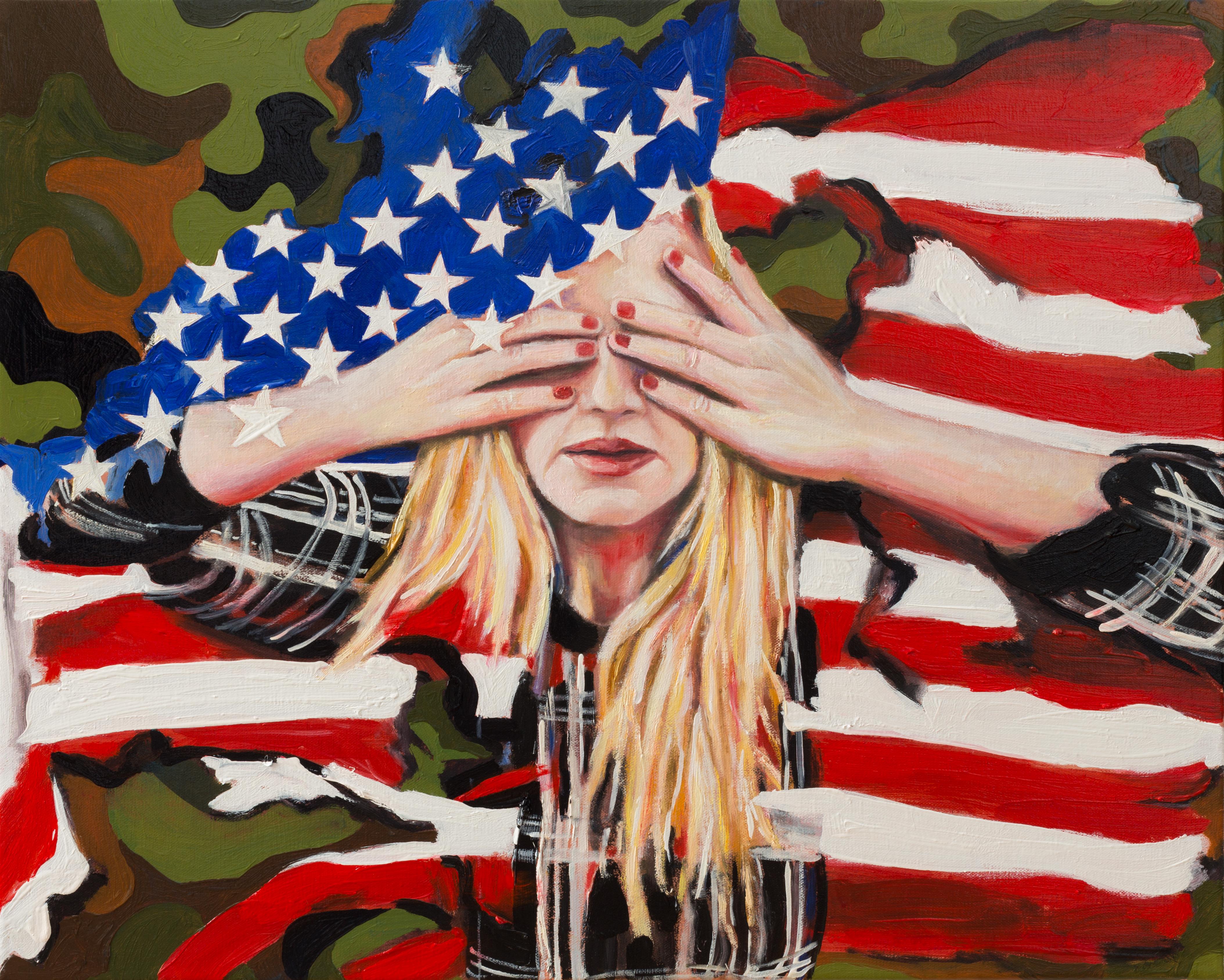 Annika Connor Political Art