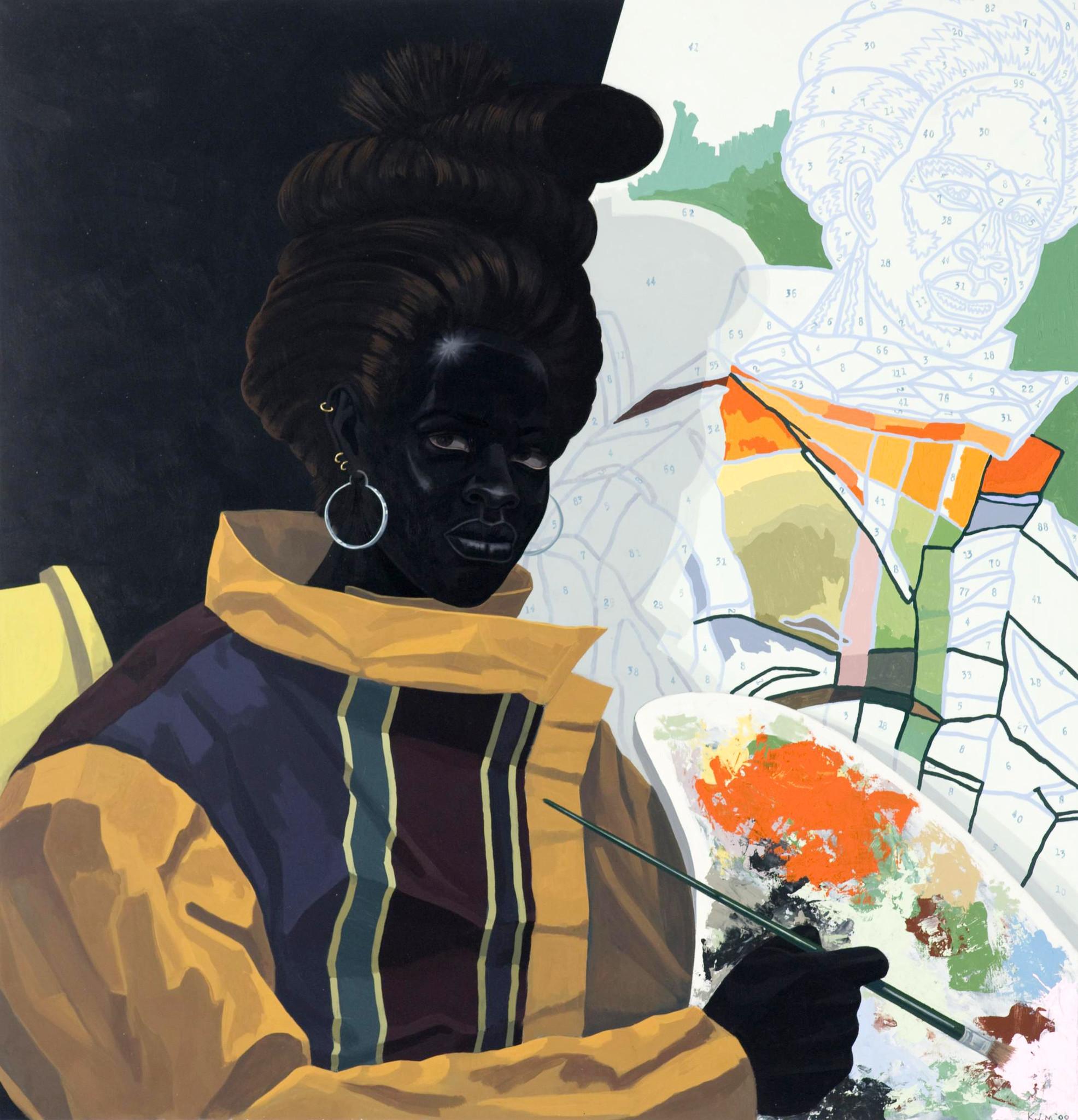 KJM painter