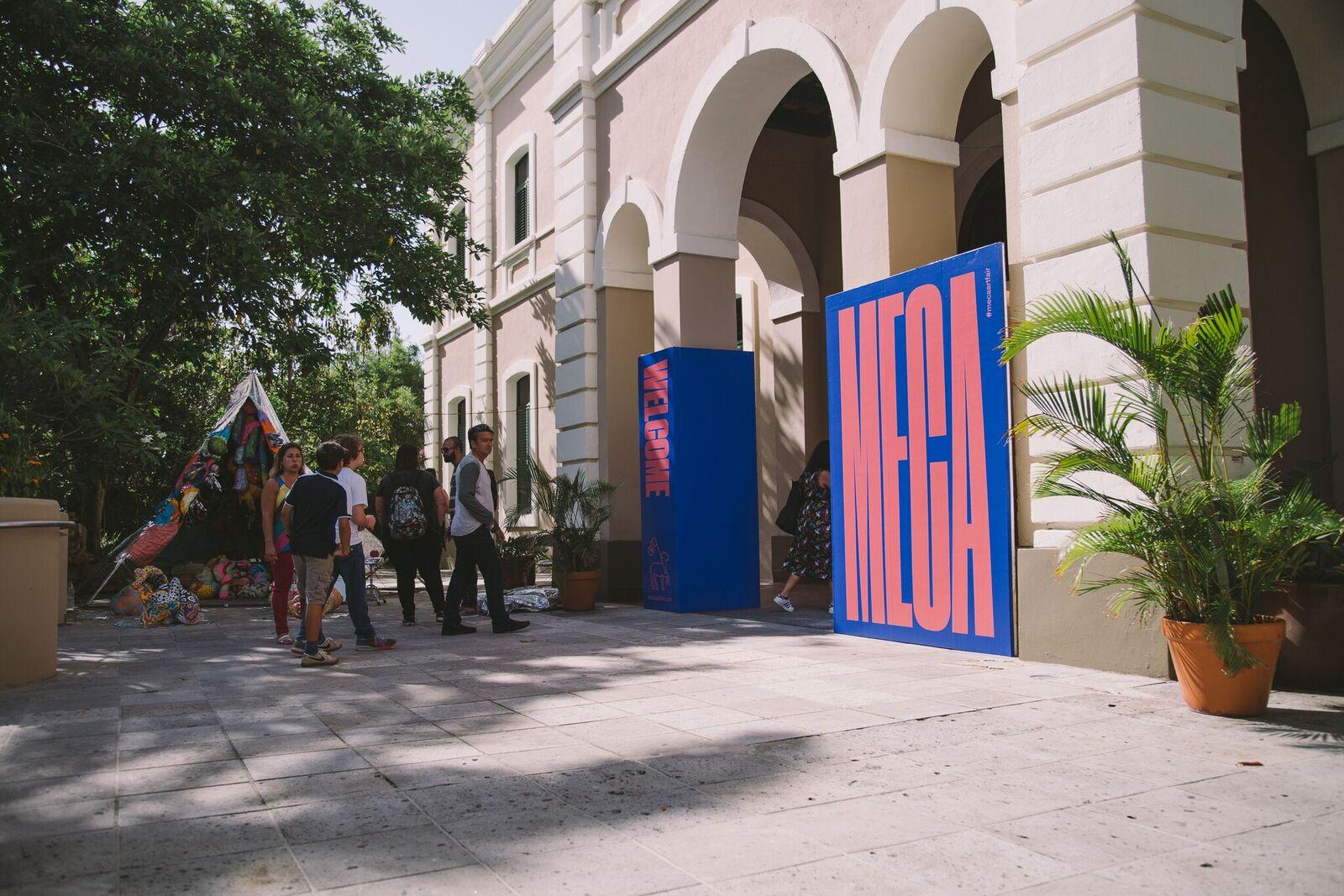MECA (Mercado Caribeño or Caribbean Market)
