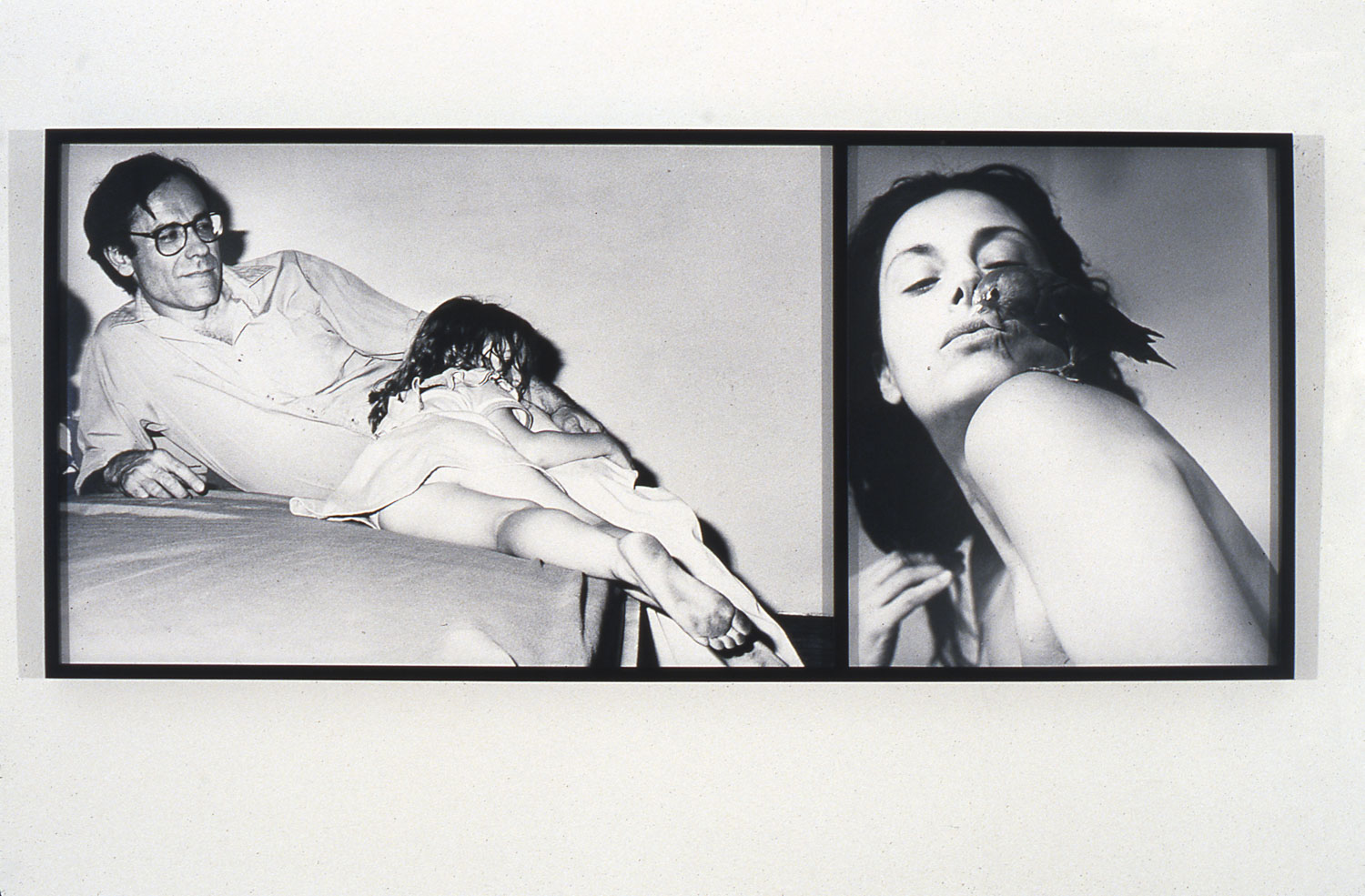 Hannah Wilke, Advertisement for Living, Daughters, 1975-82