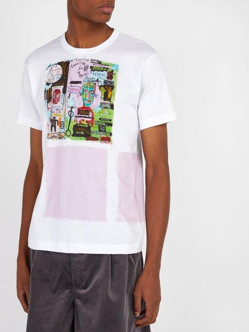 Comme des Garcons Basquiat
