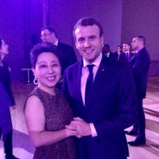 Curator and Humanitarian Noelle Xie Awarded the Legion d'Honneur