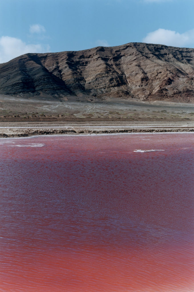 Wolfgang Tillmans Red Lake