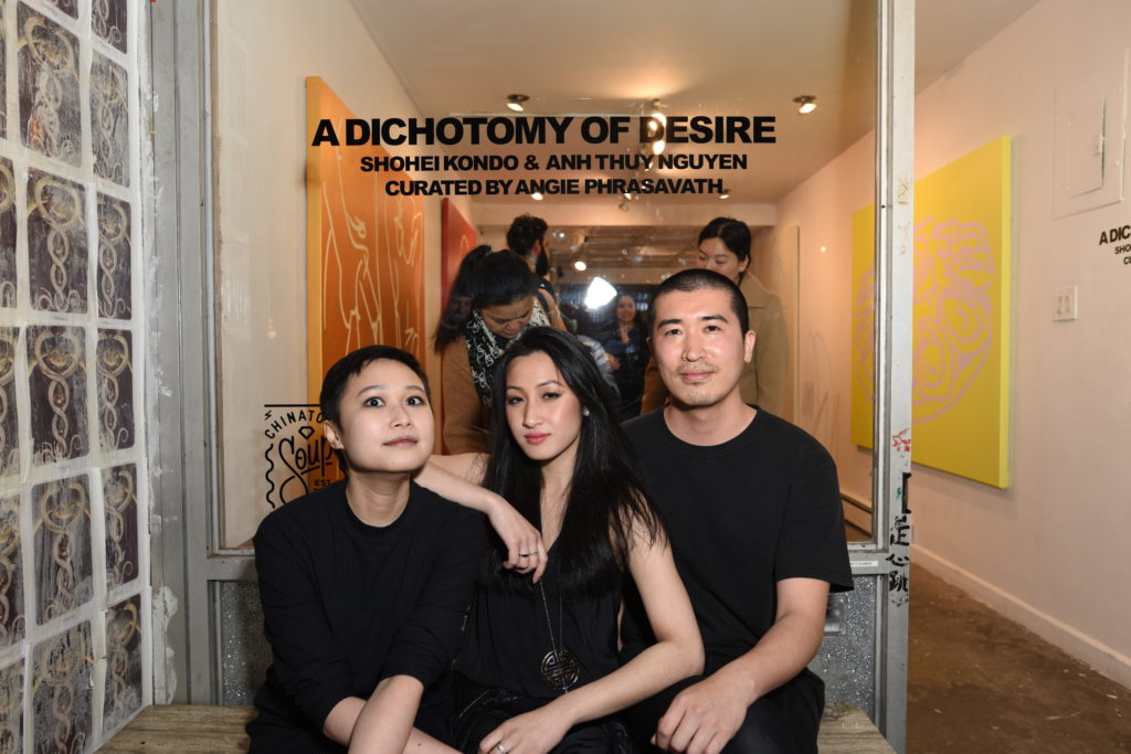 Chinatown Soup, Anh Thuy Nguyen, Angie Phrasavath, Shohei Kondo