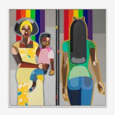 The Ins and Outs: DerrickAdams Unravels the Black Narratives of Chicago's Landscape