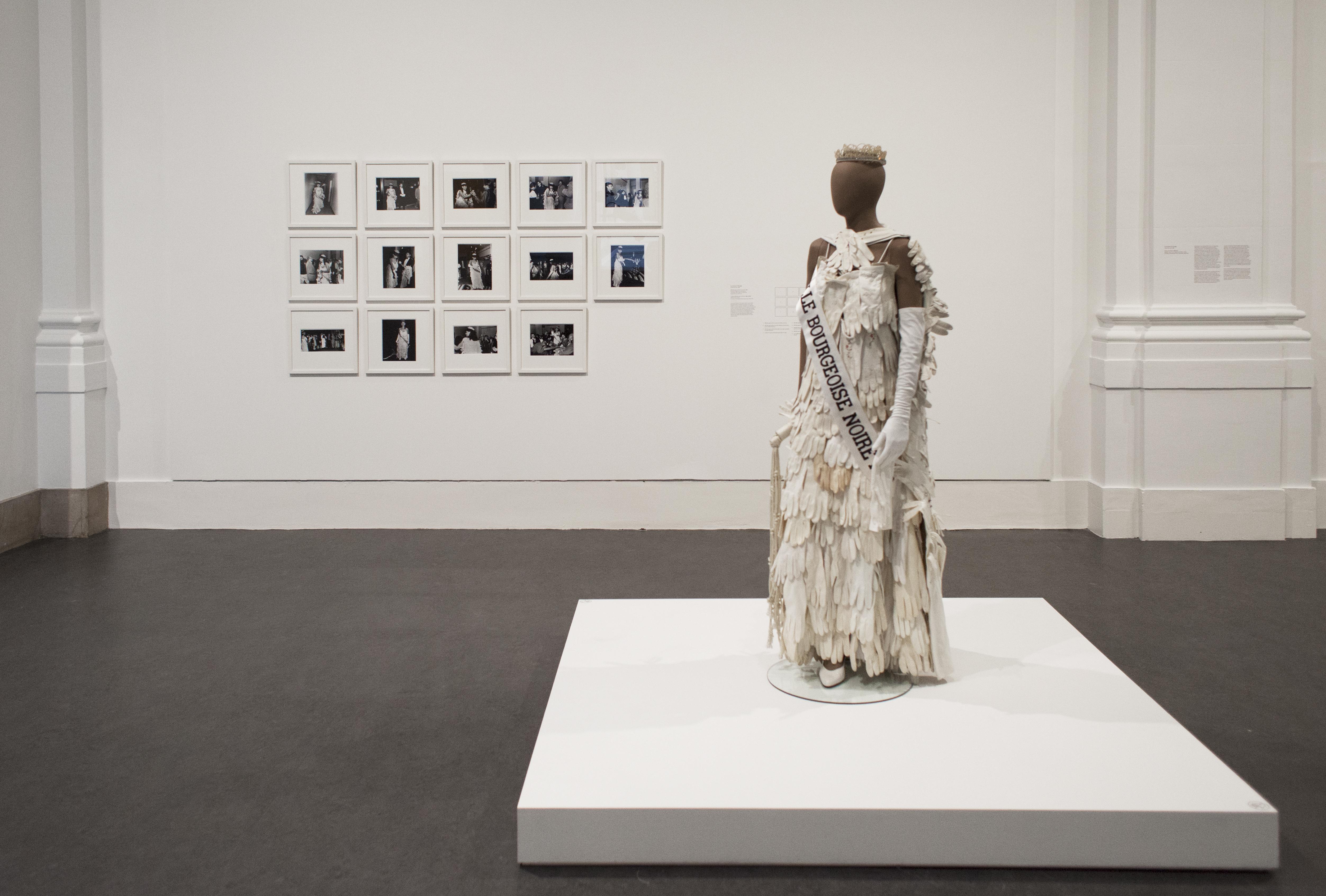 Lorraine O'Grady, Brooklyn Museum