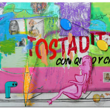 "New York – ""Cande Aguilar: barrioPOP"" on view at 81 Leonard Gallery"